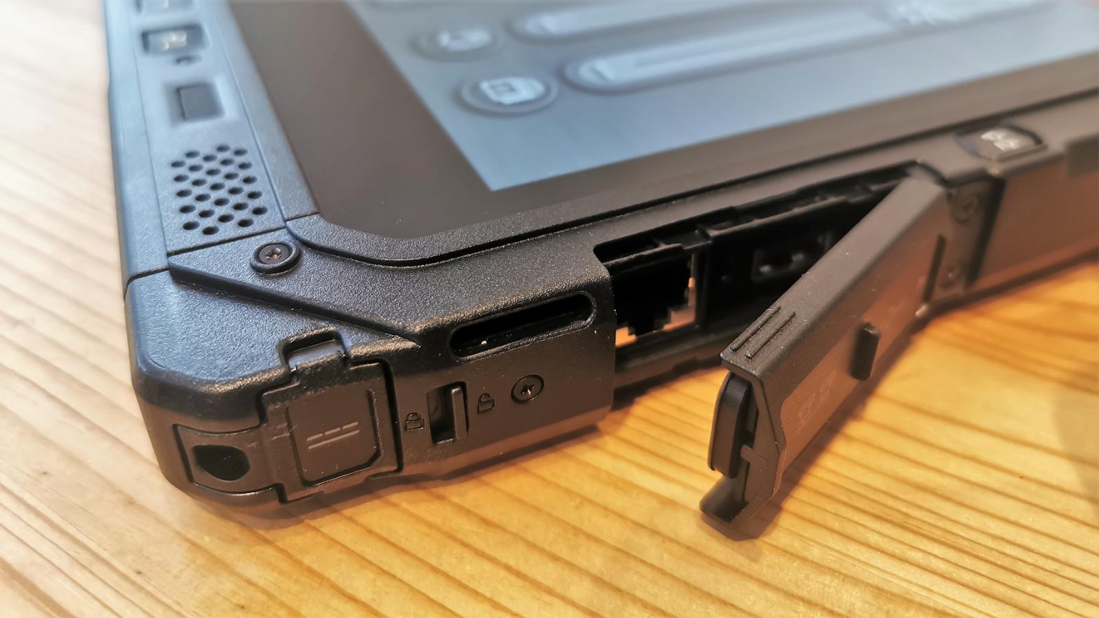Getac K120 (2021) Rugged Laptop