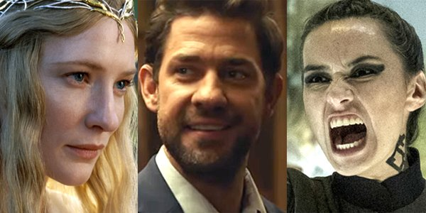 Lord of the Rings, Jack Ryan, The Expanse, Amazon Prime
