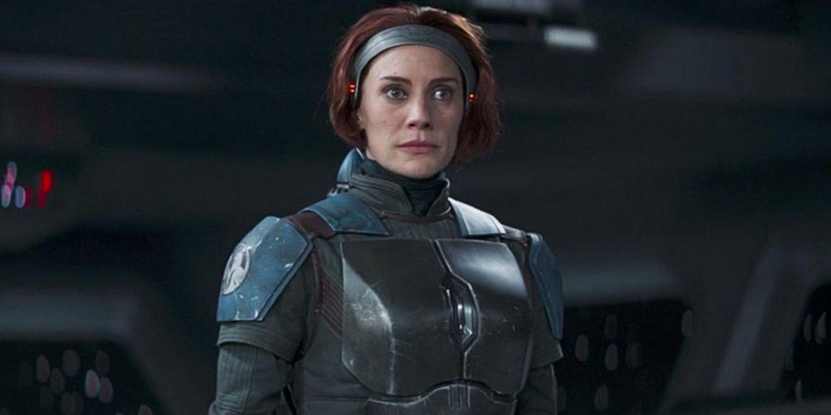 Why The Mandalorian's Katee Sackhoff 'Panicked' When She Arrived To Set To Play Bo-Katan