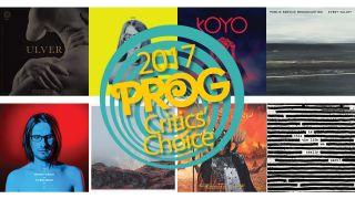 prog albums collage
