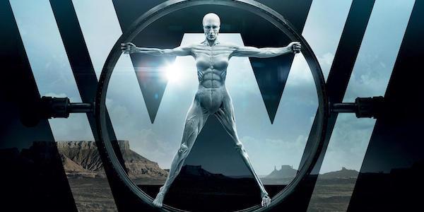 Westworld series logo