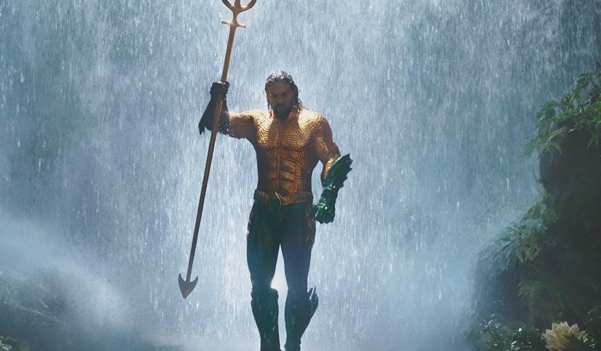 Aquaman HBO