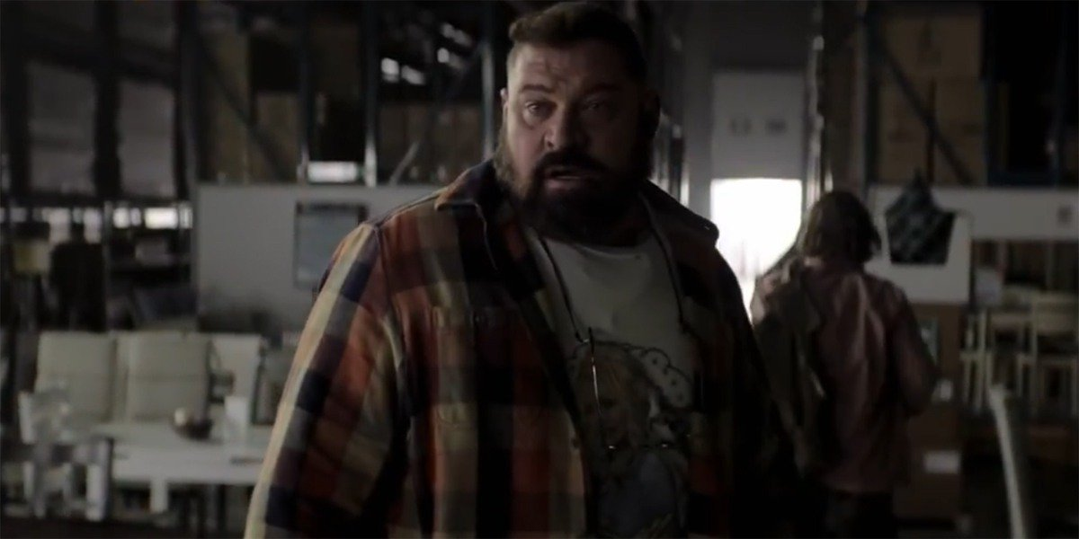 Brad William Henke as Tom Cullen in The Stand