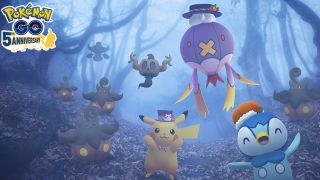 Pokemon Go Halloween Cup