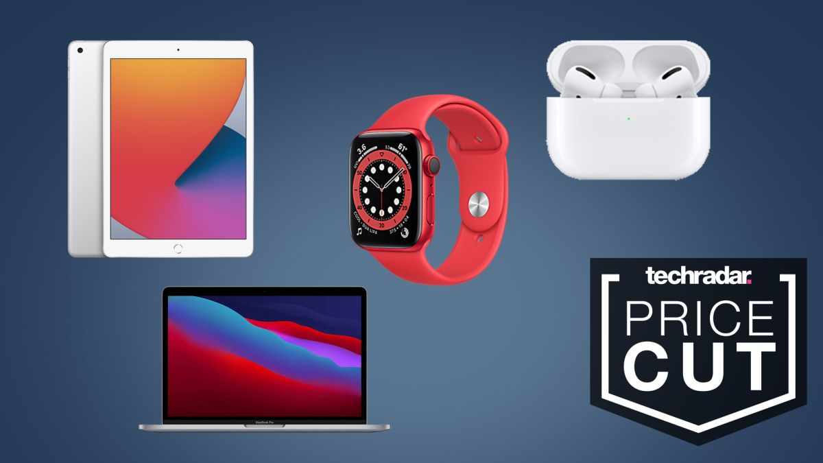 Apple Memorial Day sale 2021: early deals on AirPods, Apple Watch, iPads and more