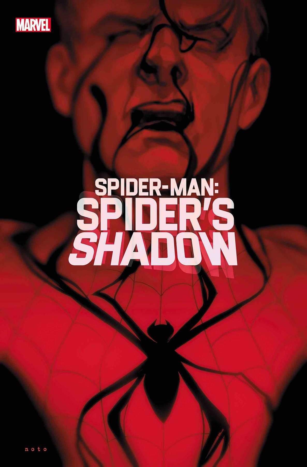 Spider-Man: Spider's Shadow # 1 portada principal