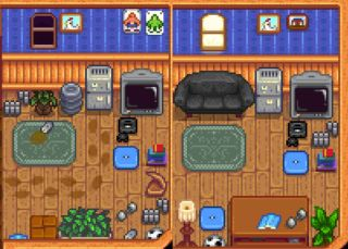 how to get all four candles in stardew valley