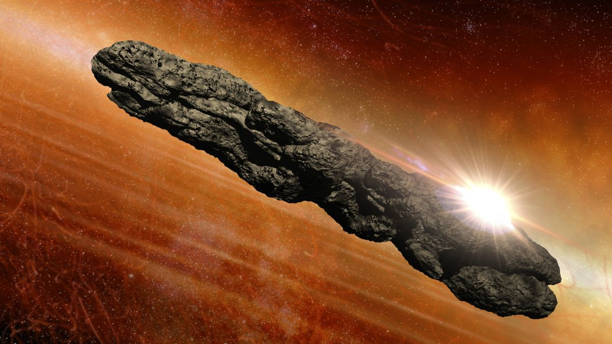 Could there be a link between interstellar visitor 'Oumuamua and unidentified aerial phenomena?