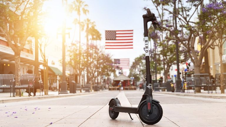 Are electric scooters legal in the US?