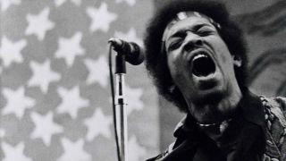 Jimi Hendrix in Sacramento