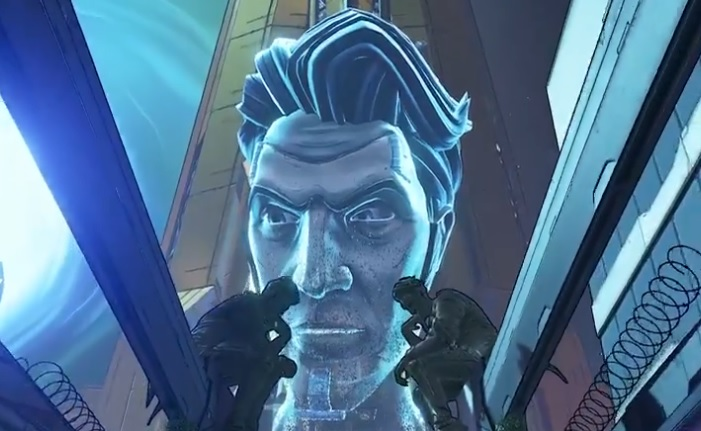 Borderlands 3 Dlc 1 Teaser Could Point To A Handsome Jack