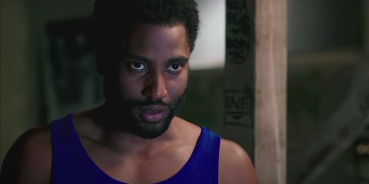 John David Washington in Love Beats Rhymes