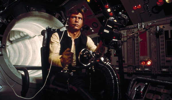 Han Solo in A New Hope