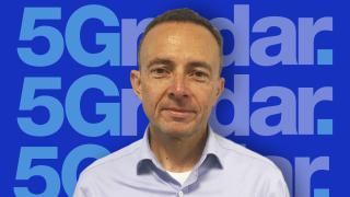 Blu Wireless CEO Alan Jones.