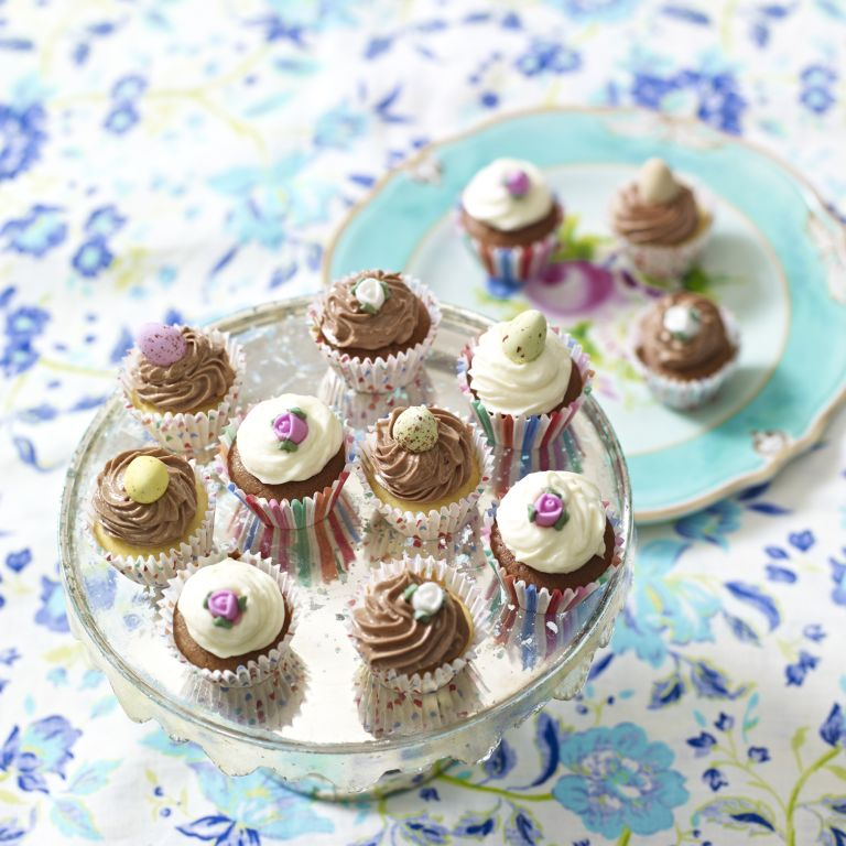 One-Bite Fairy Cakes