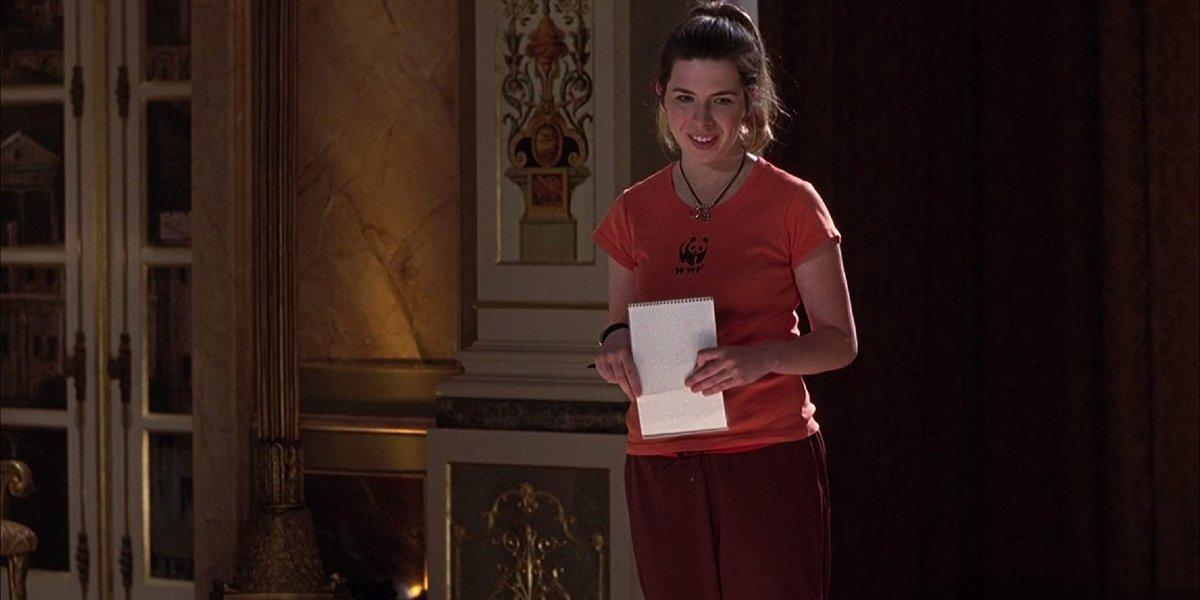 Heather Matarazzo in The Princess Diaries 2: Royal Engagement