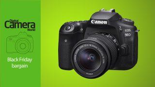 Canon EOS 90D deal