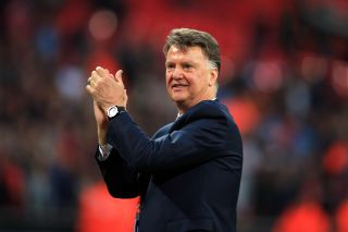 Crystal Palace v Manchester United – Emirates FA Cup – Final – Wembley Stadium