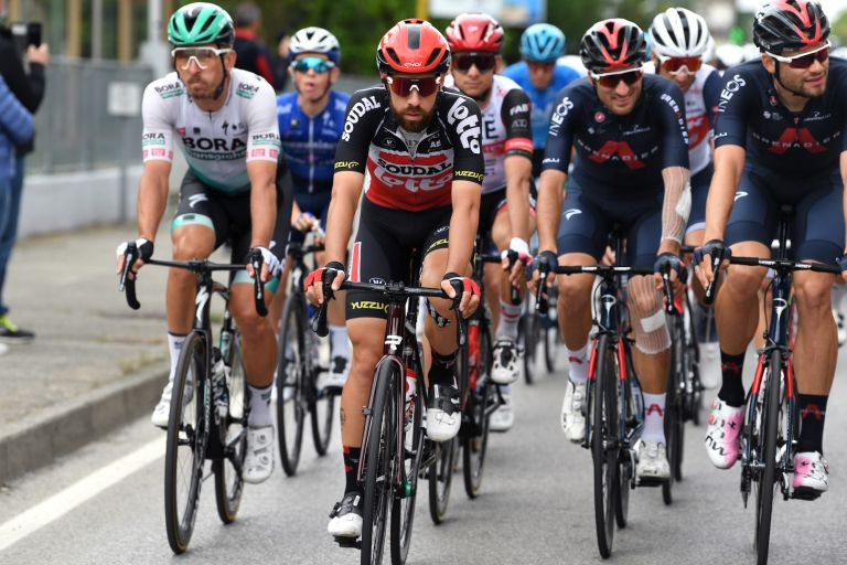 Thomas De Gendt at the Giro d'Italia 2021