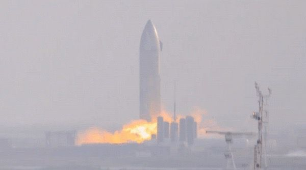 SpaceX's Starship SN9 prototype fires its engines for the 1st time – Space.com