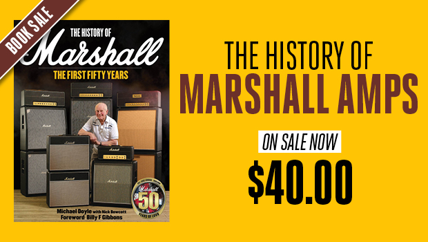Sound of Rock: Read the Full Story Behind Marshall Amplification