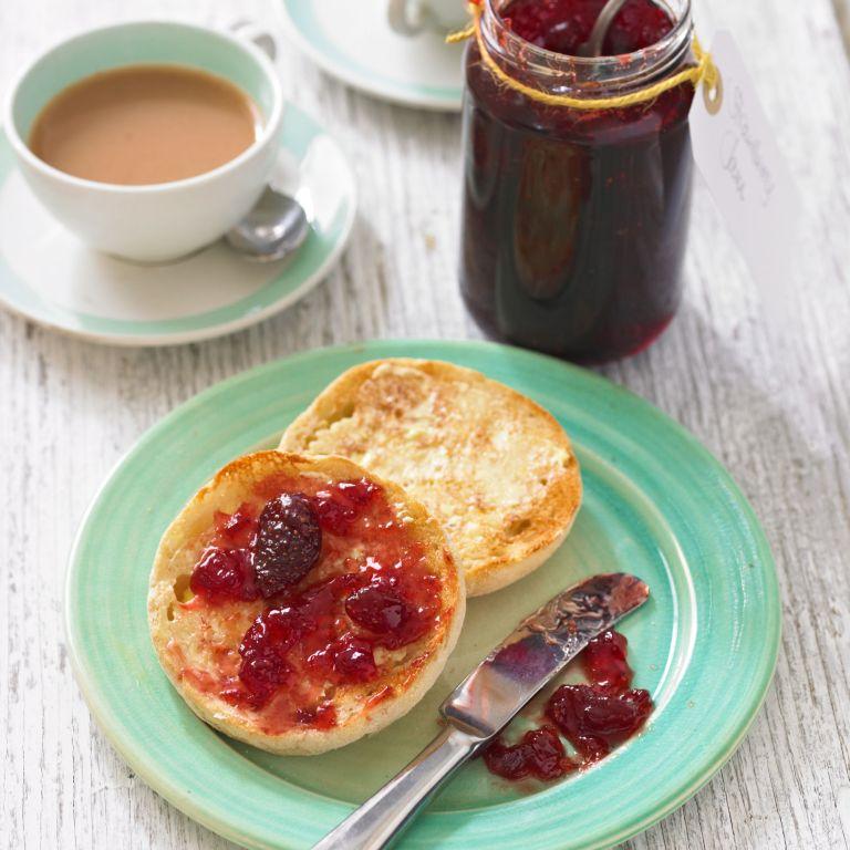 Strawberry jam recipe-jam recipes-recipe ideas-woman and home recipes