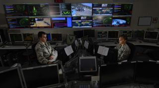 Global Strategic Warning and Space Surveillance System Center