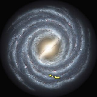 Milky Way's Central Structure Seen with Fresh Clarity