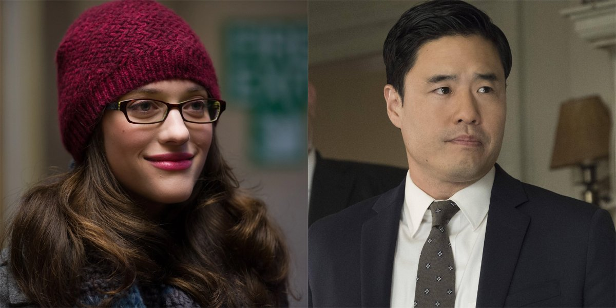 Darcy Lewis And Agent Woo WandaVision Marvel