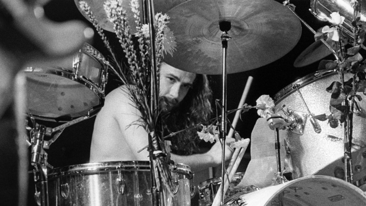 Behind The Kit With Ex Black Sabbath Drummer Bill Ward