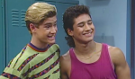 Saved By The Bell's Mark-Paul Gosselaar And Mario Lopez Reunited For Awesome Throwback Pic
