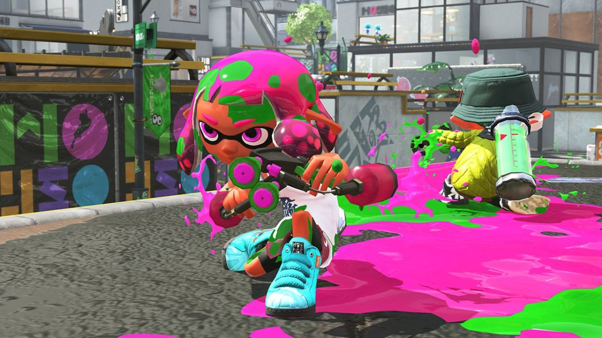 Splatoon 2 Online Lounge services will be discontinued in July