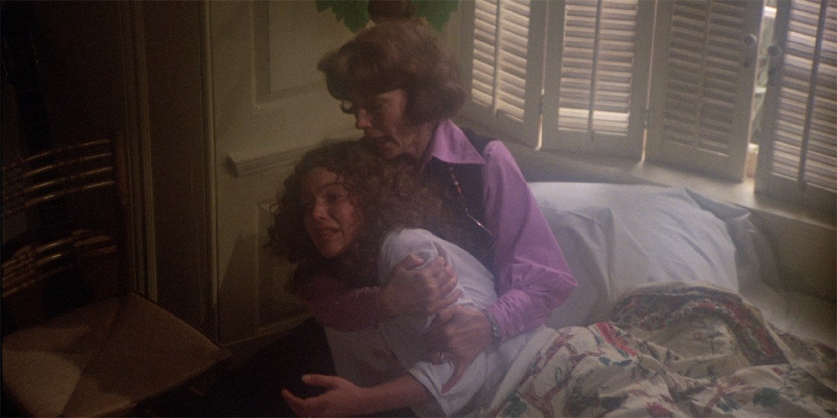 Sue Snell And Her Mother in Carrie