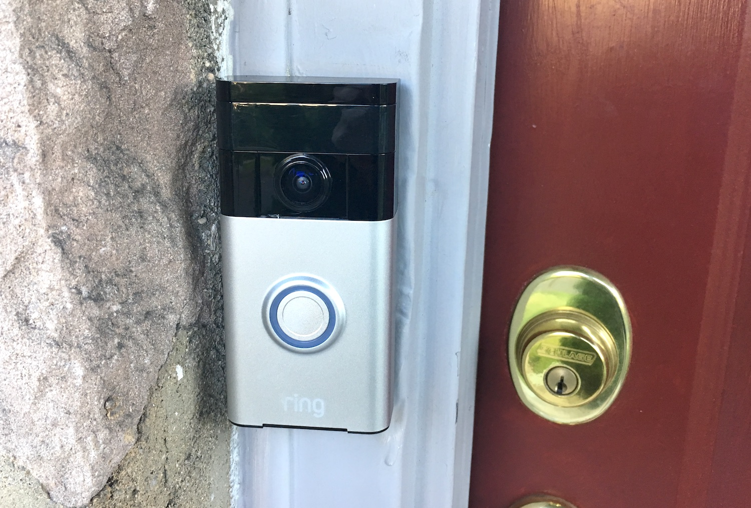 Help How to Install the Ring Video Doorbell | Tom's Guide