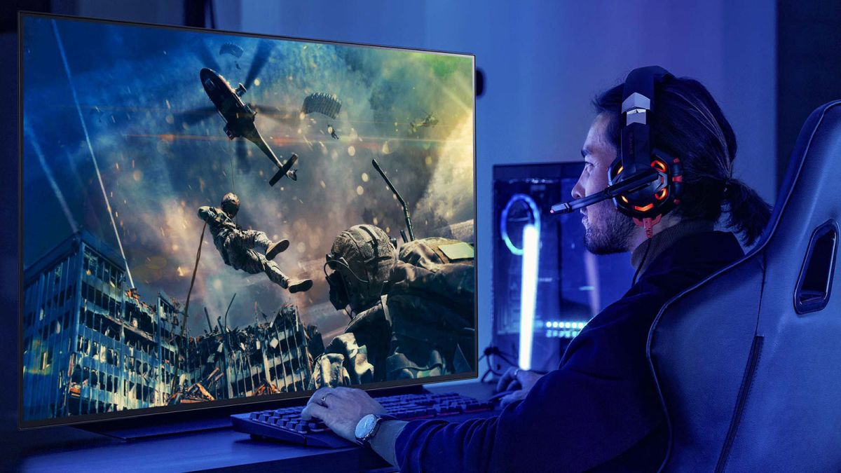 Gaming TV or gaming monitor: which screen solution is best?