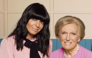 Mary Berry on new cooking show: 'Unlike Bake Off, the contestants on this show have to do their own washing up!'