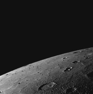 NASA Probe Snaps Photos of Mercury But Suffers Minor Glitch