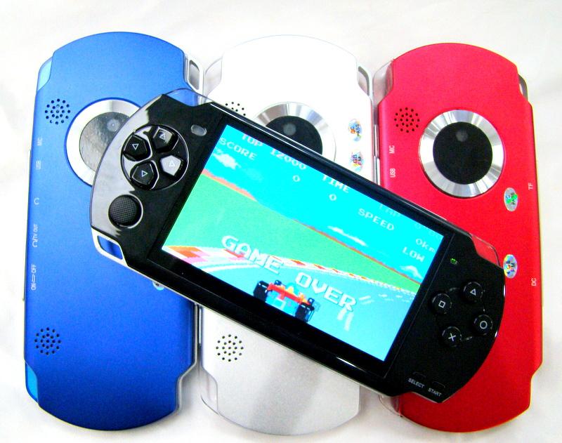PSP Clone Plays Famicom, MegaDrive ROMs   Tom's Guide