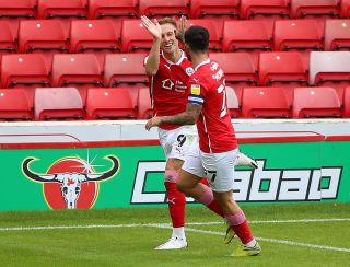 Barnsley v Nottingham Forest – Carabao Cup – First Round – Oakwell Stadium