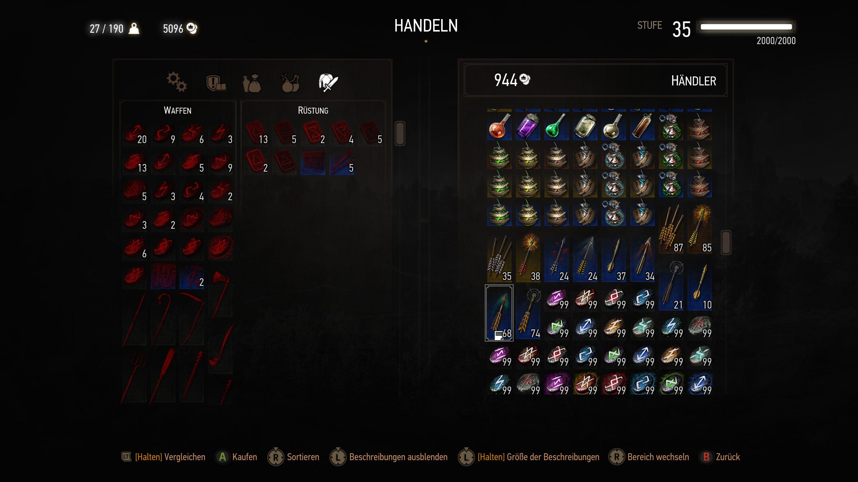 Best Witcher 3 Mods - Useful Witcher Tool Innkeeper