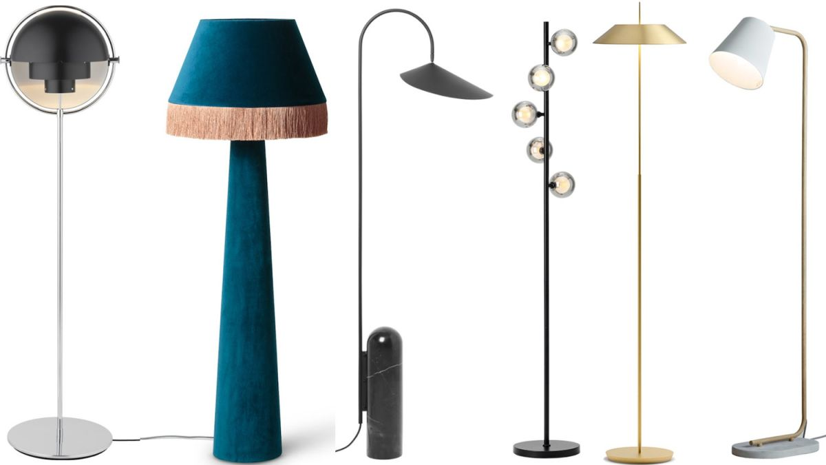 The best LED floor lamps 1