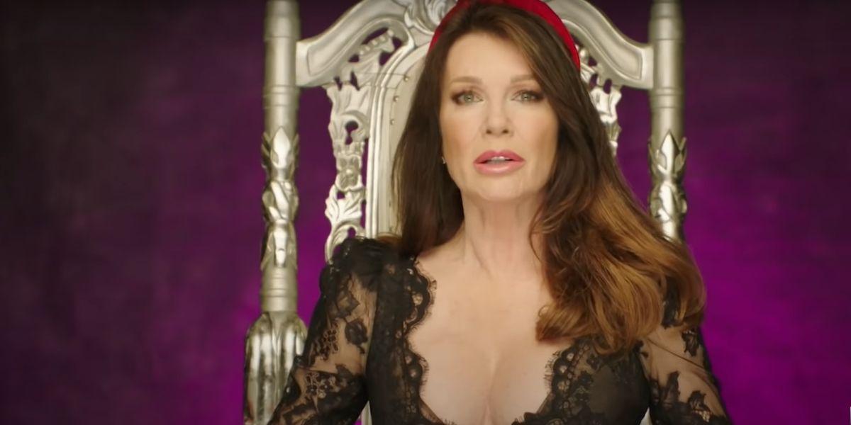 screenshot Lisa Vanderpump Real Housewives of Beverly Hills