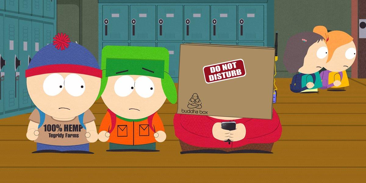 south park buddha box episode season 22