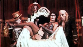 Tim Curry in _The Rocky Horror Picture Show._