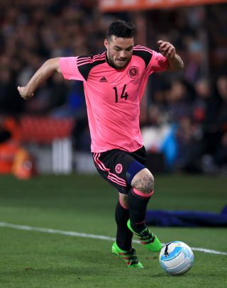 Czech Republic v Scotland – International Friendly – The Generali Arena
