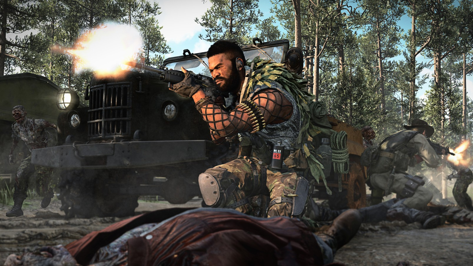 Call of Duty: Cold War Outbreak tips: Exfil from the Ural Mountains with ease