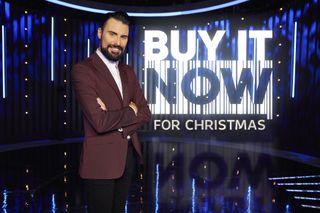 Rylan Clark-Neal on Buy It Now For Christmas