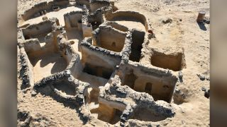 Three early churches found in Egypt's Western desert date to the fourth to seventh centuries A.D.