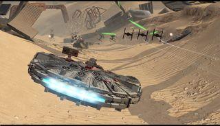 'Lego Star Wars: The Force Awakens'