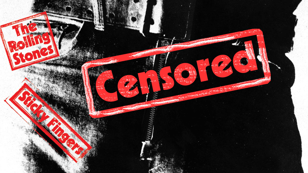 20 banned album sleeves: when rock falls foul of the censors